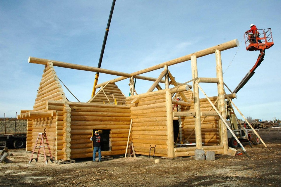 Tips For Building A Log Home