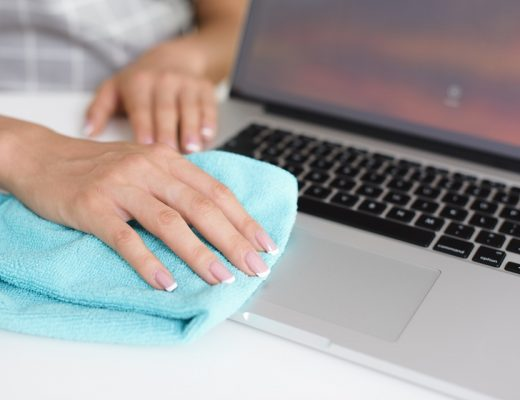 Disinfect And Clean Your Gadgets