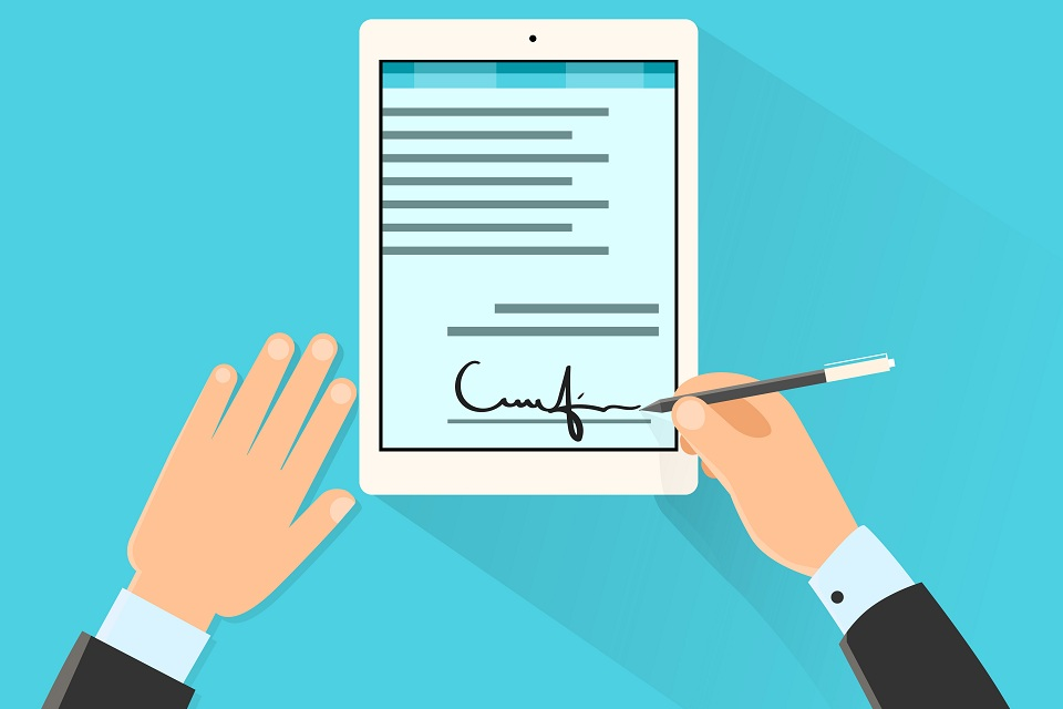 Successful Deal With eSignature
