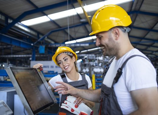 Increase Your Business's Manufacturing Productivity