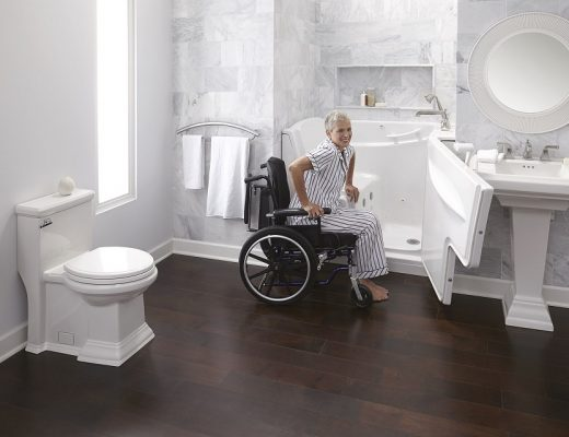 Tips For A Mobility-Friendly Bathroom