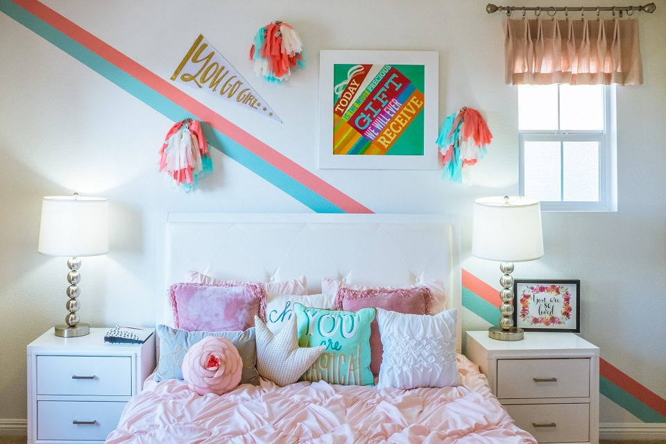 Decorating Tips For A Stylish Kid-Friendly Home