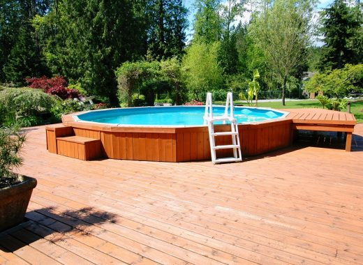 Maintaining Above Ground Pools